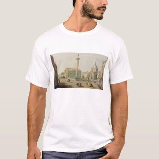 T-shirt Piazza Colonna, Rome