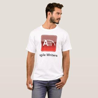 T-shirt Pièce en t agile de la meilleure qualité de