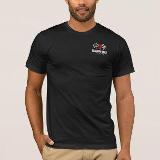 T-shirt Pièce en t américaine de base de l'habillement des