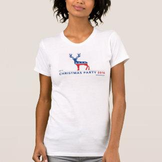 T-shirt Pièce en t américaine de l'habillement des femmes