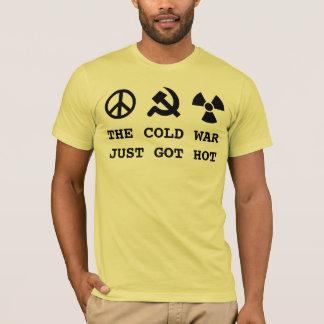 T-shirt pièce en t B de guerre froide