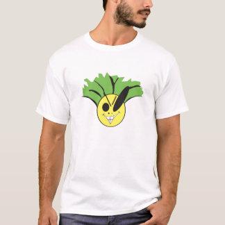 T-shirt Pièce en t blanche de Scrimage du crapaud