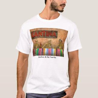 """T-shirt Pièce en t """"Cantina de los Muertos """" de Bullas"""