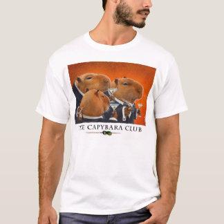 """T-shirt Pièce en t """"club de Bullas de Capybara """""""