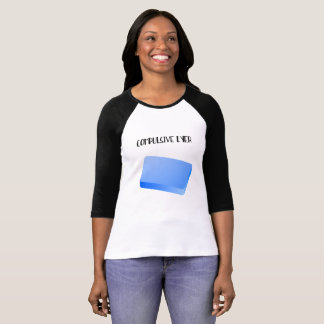 T-shirt Pièce en t compulsive de Lyer