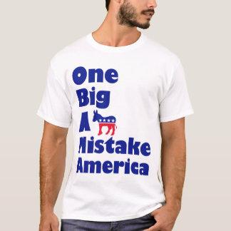 T-shirt Pièce en t d'acronymes d'Obama