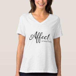 T-shirt Pièce en t d'adulte d'affect