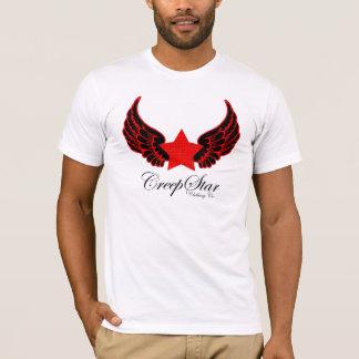 T-shirt Pièce en t d'aile de CreepStar