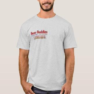 T-shirt Pièce en t d'amis de bière