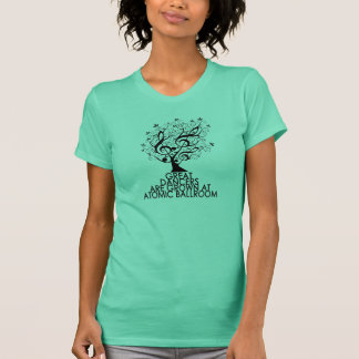 T-shirt Pièce en t d'arbre