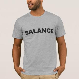 T-shirt Pièce en t d'armée d'équilibre