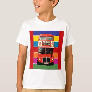 T-shirt Pièce en t d'autobus de Londres