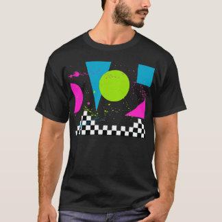 T-shirt pièce en t de 80s Splatterpaint