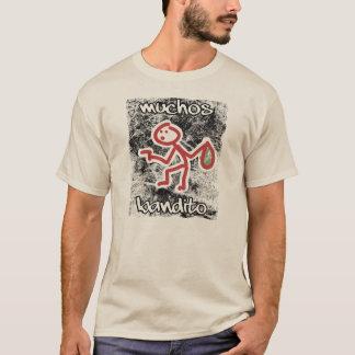 T-shirt pièce en t de bandito