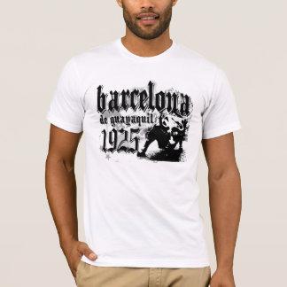 T-shirt Pièce en t de Barcelone De Guayaquil