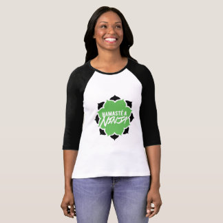 T-shirt Pièce en t de base-ball