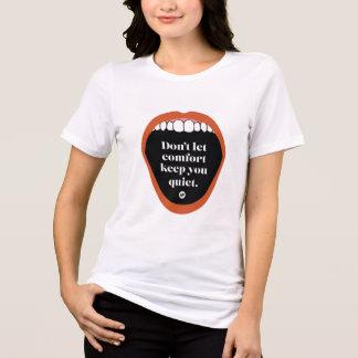 T-shirt Pièce en t de base d'Alyssa Varner
