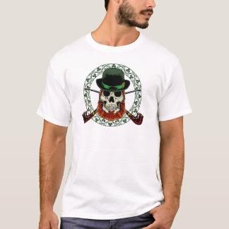 T-shirt Pièce en t de base de crâne de lutin