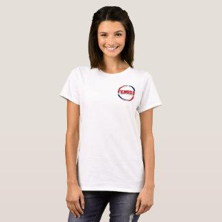 T-shirt Pièce en t de base de FEMISS