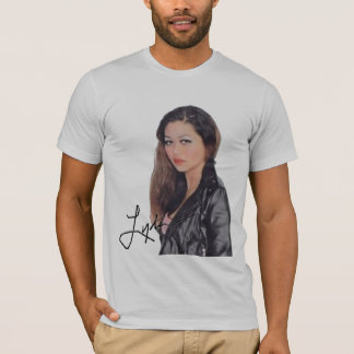 T-shirt Pièce en t de base de LYDA