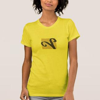 T-shirt Pièce en t de Bélier