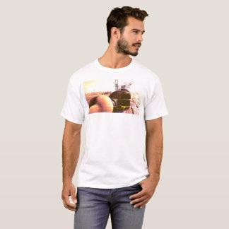 T-shirt Pièce en t de boîte de postérieur