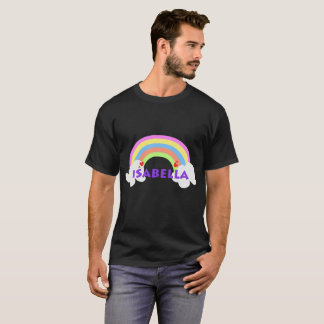 T-shirt Pièce en t de cadeau de célébration d'arc-en-ciel