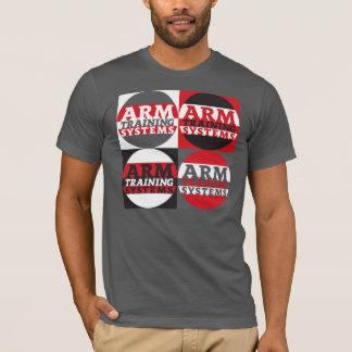 T-shirt Pièce en t de canalisation de BRAS