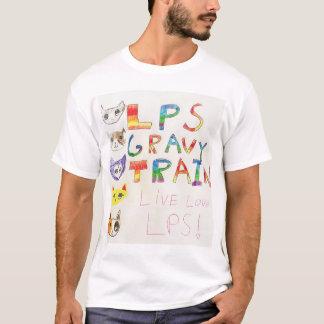T-shirt Pièce en t de célébration de bonne planque de LPS