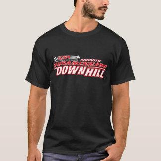 T-shirt Pièce en t de Circuito Sudamericano de Downhill