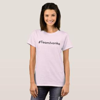 T-shirt Pièce en t de classique de #TeamIvanka