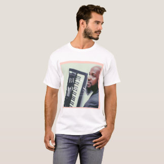 T-shirt Pièce en t de clavier de Russ
