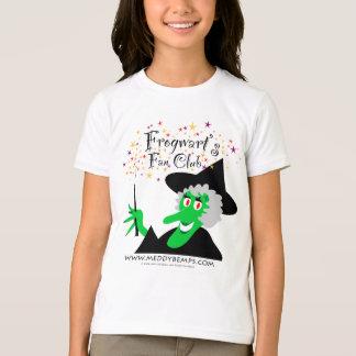 T-shirt Pièce en t de club de fan de Frogwart