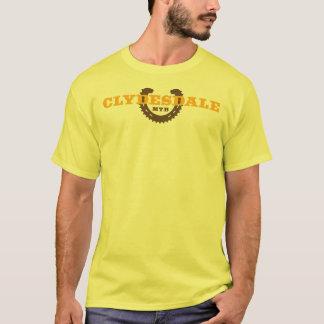 T-shirt Pièce en t de Clydesdale MTB
