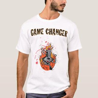 T-shirt Pièce en t de commutateur de jeu