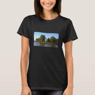 T-shirt Pièce en t de coutume de phare de point d'accord