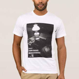 T-shirt Pièce en t de couverture de la question 9