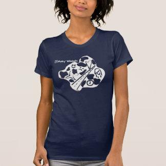 T-shirt Pièce en t de couverture du PE des filles