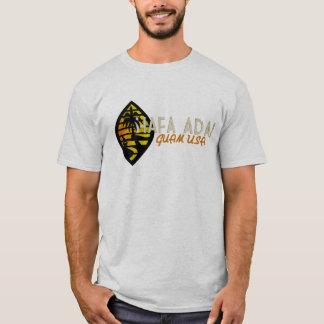 T-shirt Pièce en t de cru de Hafa Adai Guam