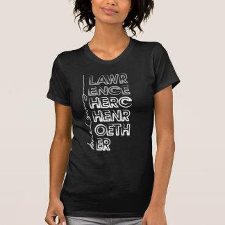 T-shirt Pièce en t de dames de la main gauche Cie. petite