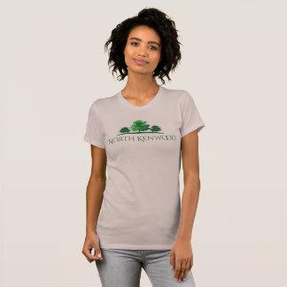 T-shirt Pièce en t de dames de NK