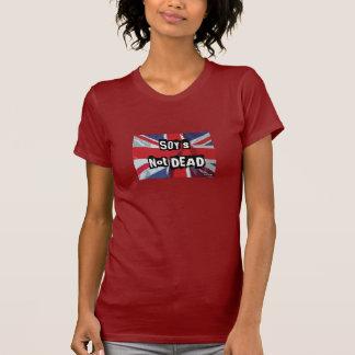 T-shirt Pièce en t de dames de punk rock de Veg