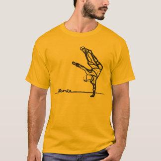 T-shirt Pièce en t de danse de hip hop