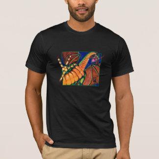 T-shirt Pièce en t de dragon de Shivan