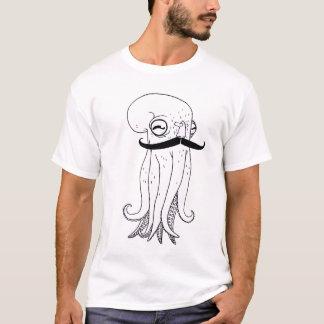 T-shirt Pièce en t de fantaisie de poulpe
