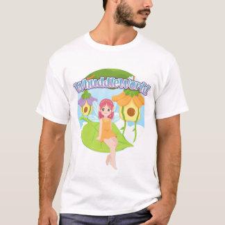 T-shirt Pièce en t de fée de WhuddleWorld