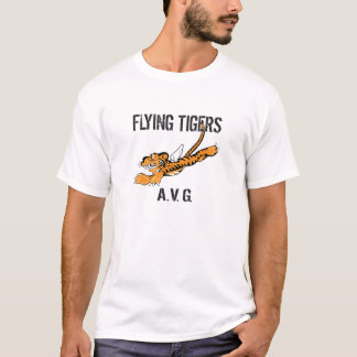 T-shirt Pièce en t de Flying Tigers AVG