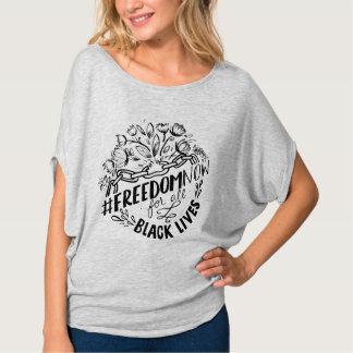 T-shirt Pièce en t de #FreedomNow
