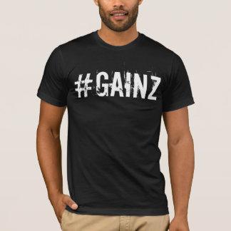 T-shirt PIÈCE EN T de #GAINZ