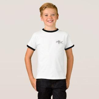 T-shirt Pièce en t de garçons d'affect